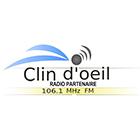 Logo Clin d'oeil FM