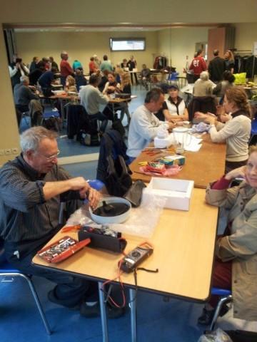 Ateliers Repair Café Antibes – à partir de 2014