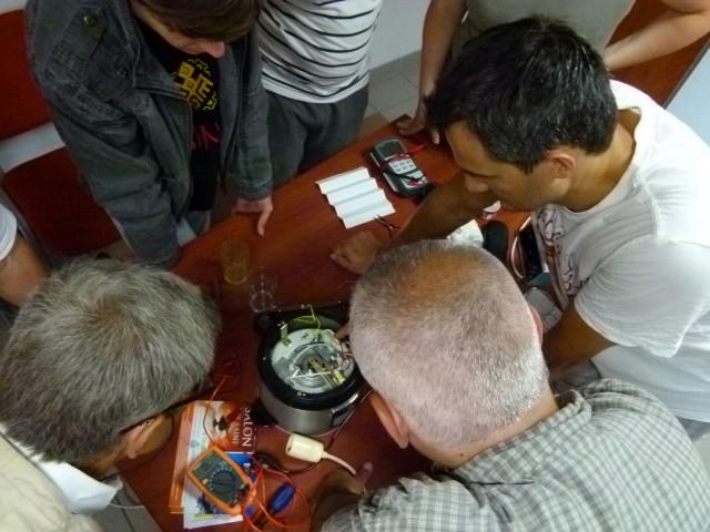 Ateliers Repair Café au CIV de Valbonne – 2013-2014