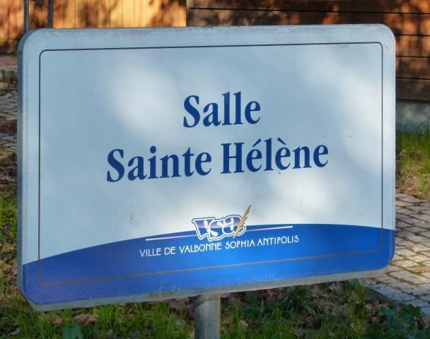 1er atelier à la salle Sainte-Hélène de Valbonne