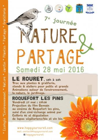 Stand Info et Mini-atelier Repair Café à la 7e journée Nature & Partage @ Le Rouret | Le Rouret | Provence-Alpes-Côte d'Azur | France