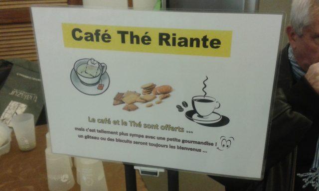 Café Thé Riante