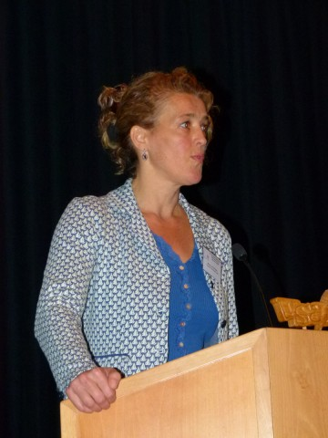 Conférence : Martine Postma, fondatrice des Repair Cafés