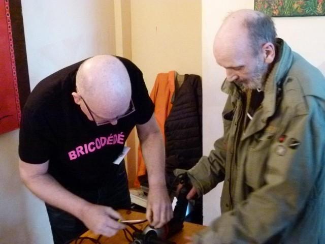 Réparation d'outils