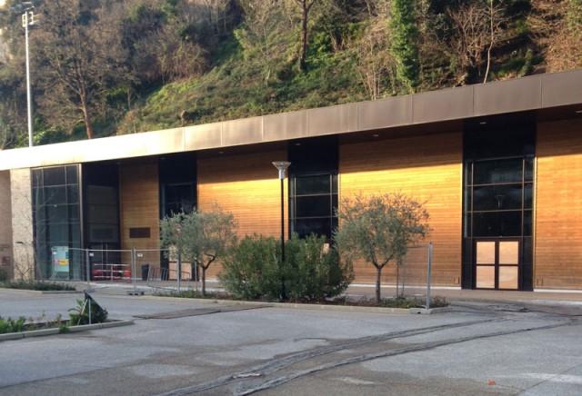 Salle Gilardi à Biot