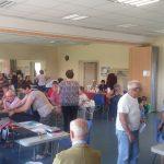 16 septembre 2017 - Repair Café Antibes - Croix Rouge- La salle est pleine