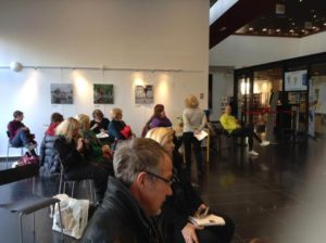 2019-01-24 Repair Café Médiathèque d'Antibes